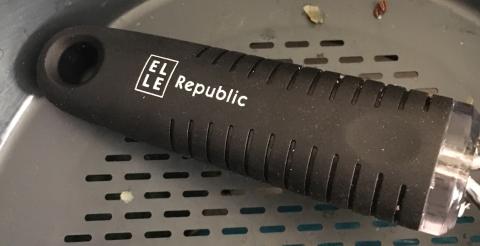 Elle Republic - Universal-Reibe Griff11