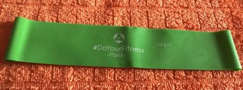 4er-Set Fitnessbänder inklusive Tragetasche »Paris« Grynes13