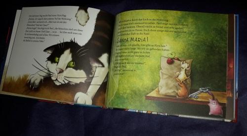 Jochen Mariss - Luigi und Paul: Allerbeste Freunde Katze10