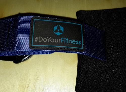 #DoYourFitness - Türbefestigung für Sling Trainer Logoau10