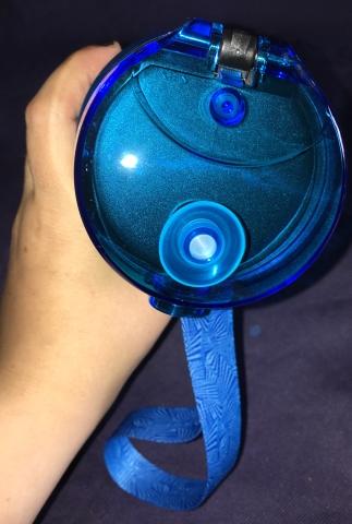 AVOIN colorlife - Sport Wasser Flasche Oberse25