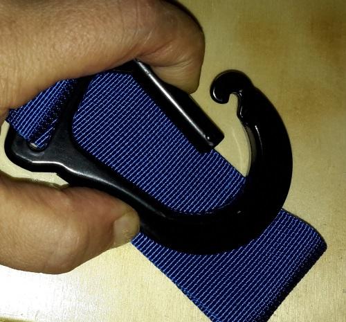 #DoYourFitness - Türbefestigung für Sling Trainer Offene22