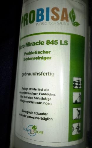 PROBISA - Bio-Bodenreiniger Produk10