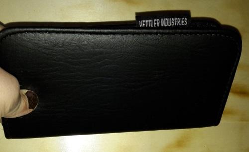 Purovi® Friseur Haarscheren mit Etui (3-er Set) Tasche12