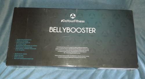 #DoYourFitness - Bauchtrainer »BellyBooster« Verpac22