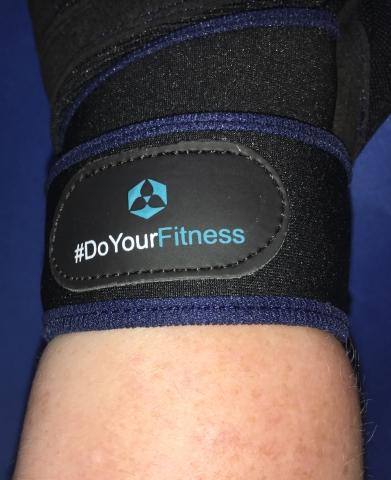 #DoYourFitness - Fitnesshandschuhe »Athena« Vonobe22