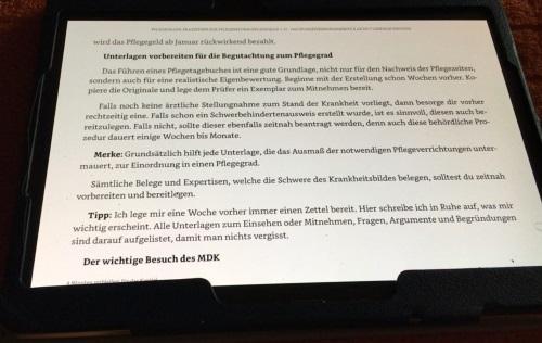 Angelika Schmid - Pflegegrade: Praxistipps zur Pflegereform Weiter20