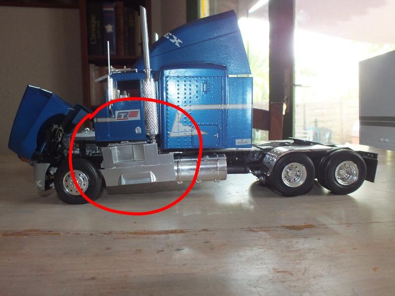 Revell Truck Racing Transport Image22