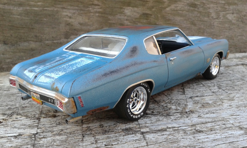 """70 Chevelle Rat Muscle 20160421"