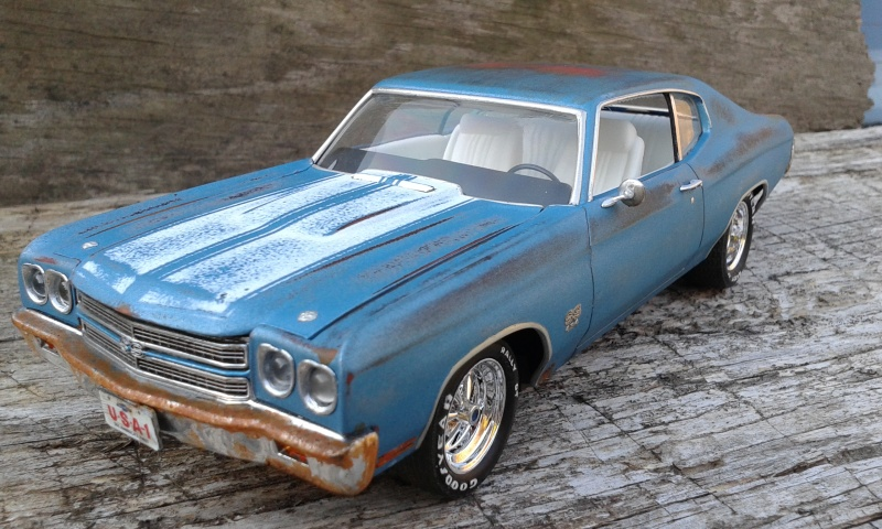 """70 Chevelle Rat Muscle 20160422"