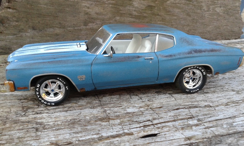 """70 Chevelle Rat Muscle 20160424"
