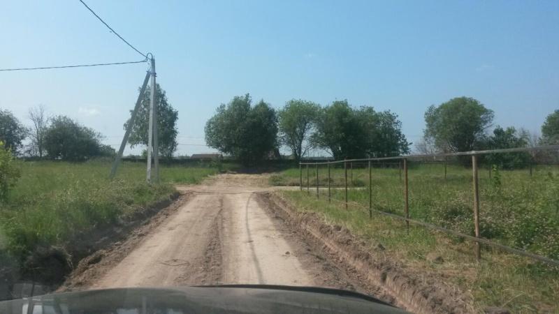 Дорога внутри поселка - Страница 3 0_02_011