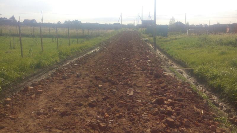Дорога внутри поселка - Страница 3 Viber_13