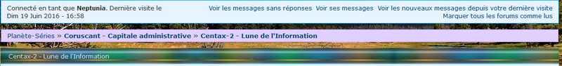 Les fonctionnalités et le codage du forum - Page 2 Categ010