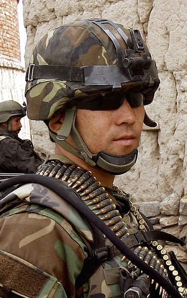 د افغان ملي اردو Ou L' Afghan National Army Ach10
