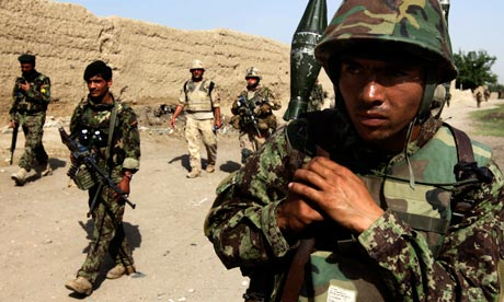 د افغان ملي اردو Ou L' Afghan National Army Ana-so10