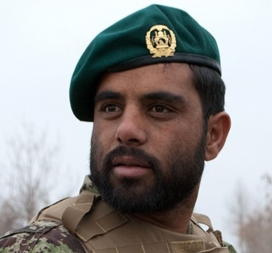 د افغان ملي اردو Ou L' Afghan National Army Green_10