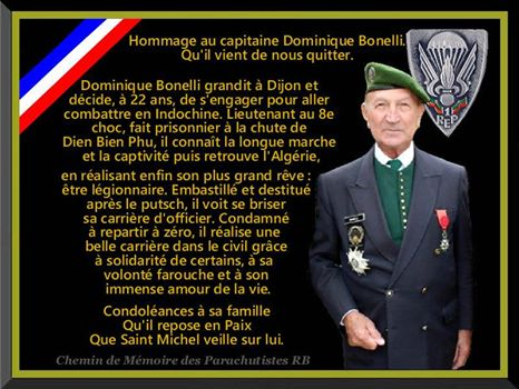 decès du Capitaine BONNELI 13394110