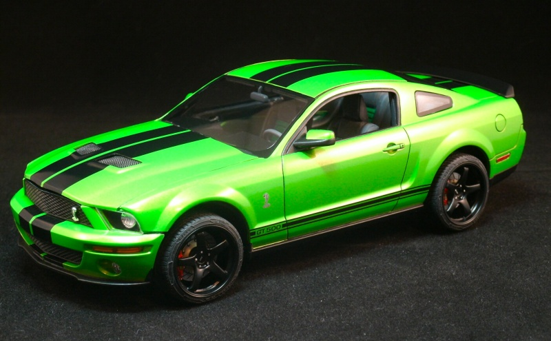 2006 Shelby GT500 (Revell) 029_co10