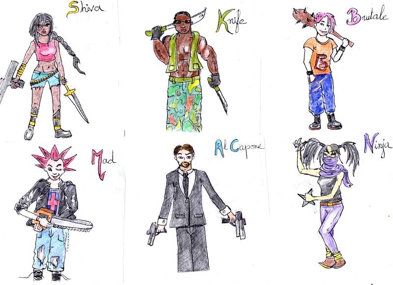 Galerie pédagogique de Sambre Zombie10