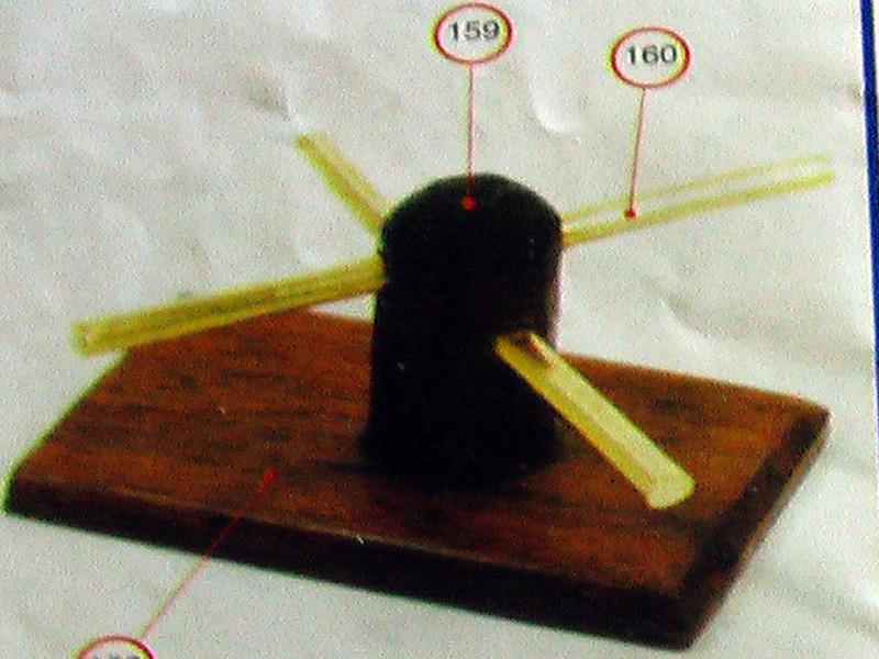 SAN JUAN BAUTISTA, galion du XVI° d'AL au 1/90° par Parellum - Page 30 Imga0010