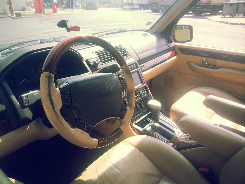 [VENDU] Range Rover P38 Autobiography V8 4,6L - GPL - moteur renforcé neuf 2014-011