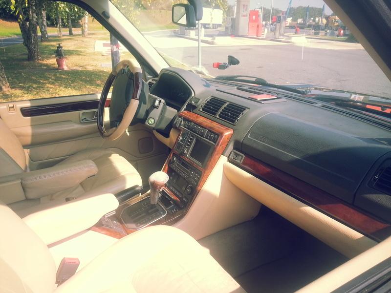 [VENDU] Range Rover P38 Autobiography V8 4,6L - GPL - moteur renforcé neuf 20140910