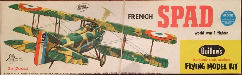 Before there was a Nieuport 28................. Spad10