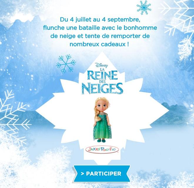 Concours Flunch - La Reine des Neiges 04.09.2016 Flunch10
