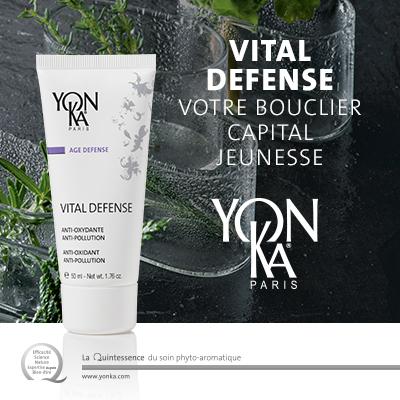 Vital Defense de Yon-Ka Yonkav10
