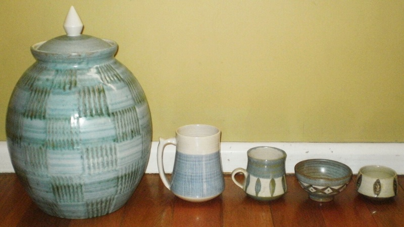 Some of my Hanmer Pottery 26_cop11