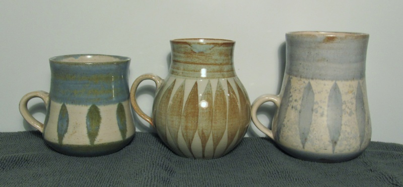 Some of my Hanmer Pottery Img_4510