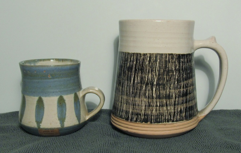 Some of my Hanmer Pottery Img_4511