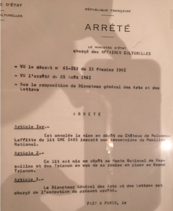Un président chez le roi - De Gaulle à Trianon Captur29