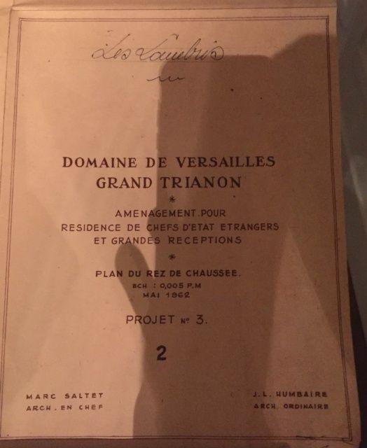 Un président chez le roi - De Gaulle à Trianon Echant11