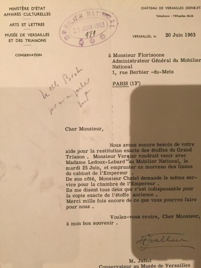 Un président chez le roi - De Gaulle à Trianon Echant12