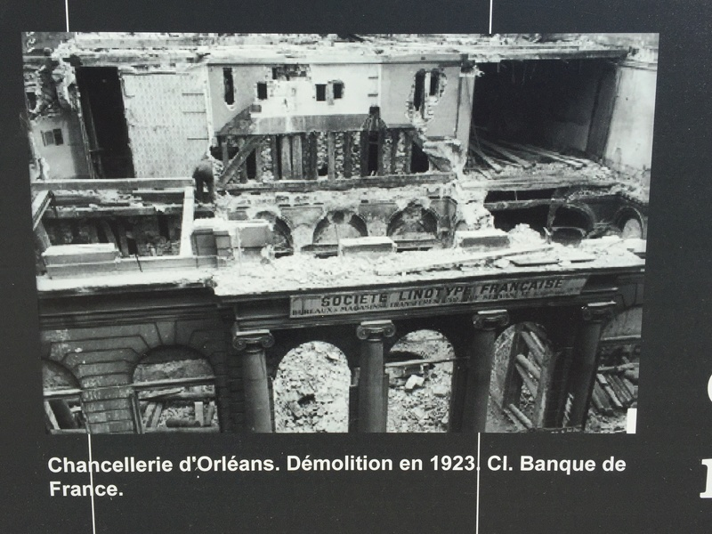 Expo. Archives nat. Les décors de la Chancellerie d'Orléans Img_1112