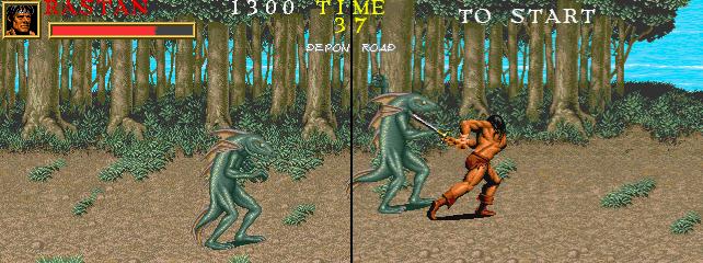 [Taito] Warrior Blade: Rastan Saga Episode III Warrio10
