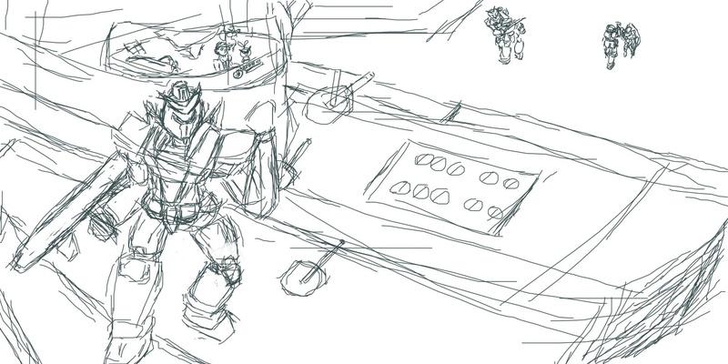 Process of bad drawings 13268310