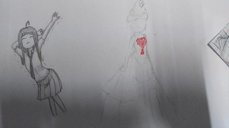 Process of bad drawings 14169511