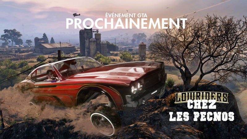 Event GTA V PS4 : Lowriders chez les Pecnos Lowrid10