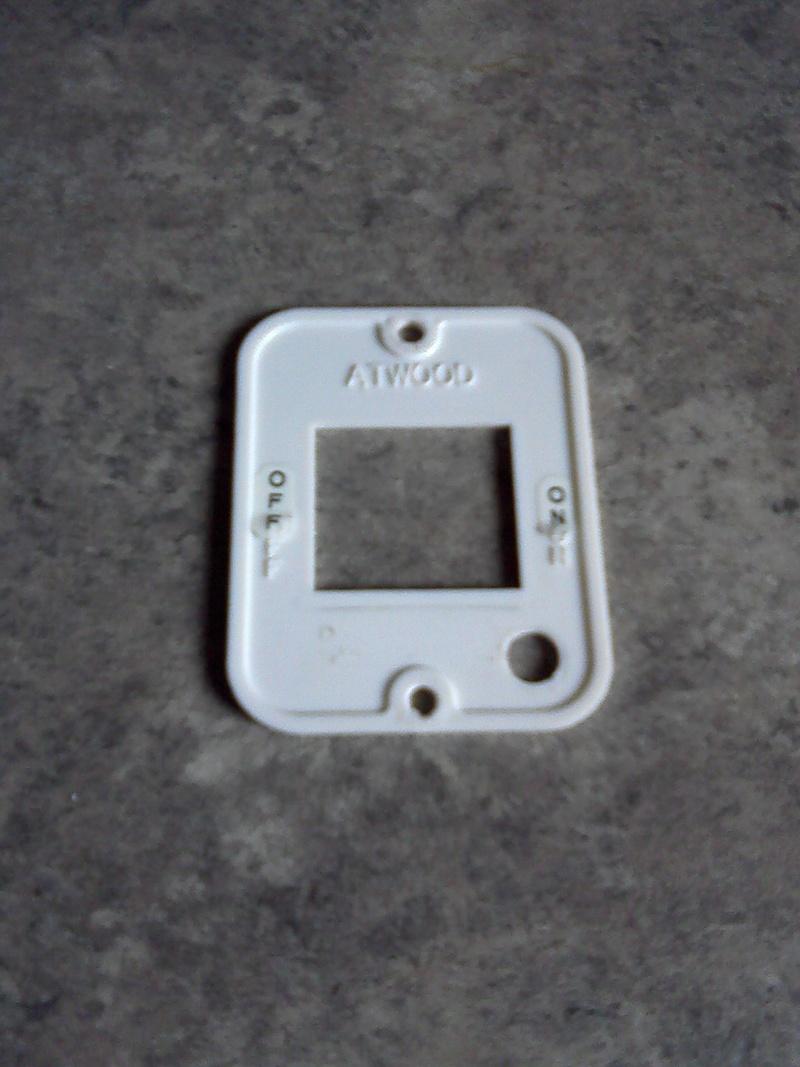 Chauffe-eau en fonction : DEL P_002213