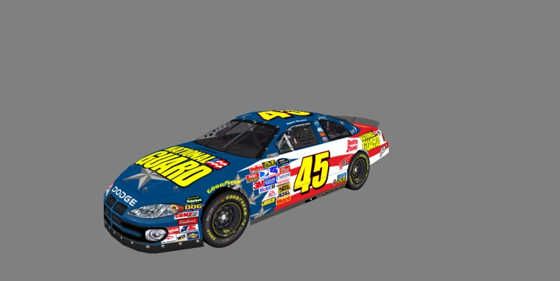 2016 Sony Cup Series Cars - Page 8 Carvie28