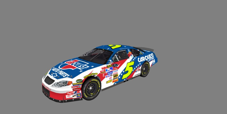 2016 Sony Cup Series Cars - Page 8 Carvie34