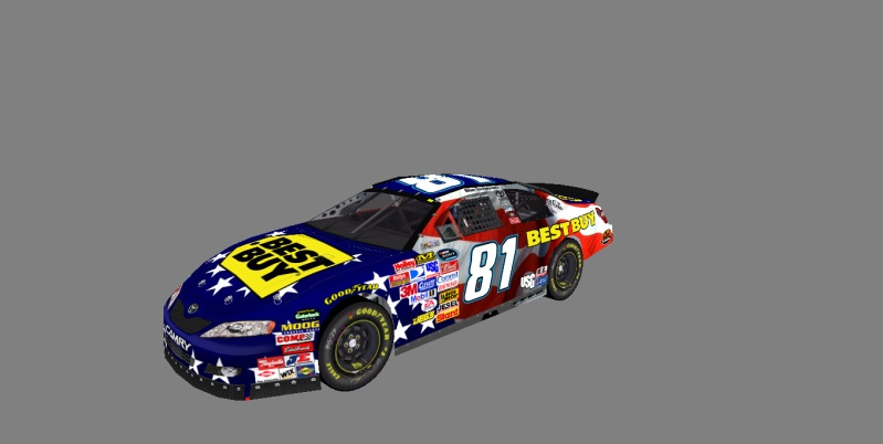 2016 Sony Cup Series Cars - Page 8 Carvie40