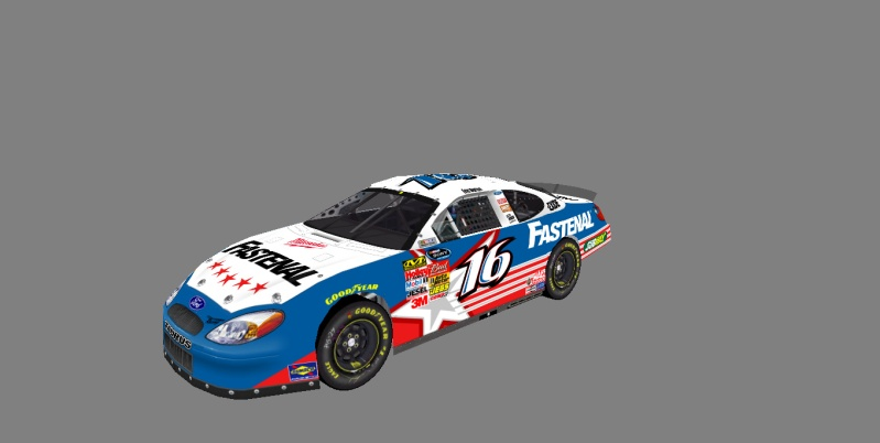 2016 Sony Cup Series Cars - Page 8 Carvie41