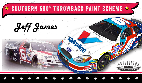 2016 Sony Cup Series Throwback Schemes Tb_0110