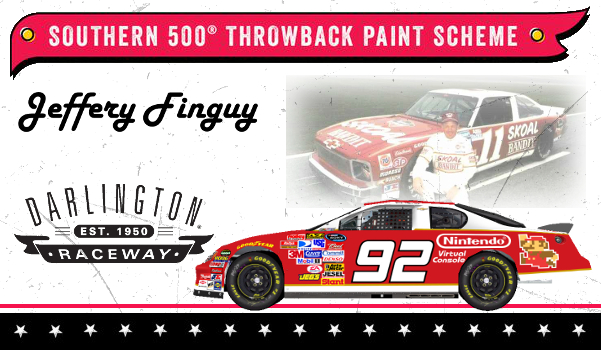 2016 Sony Cup Series Throwback Schemes Tb_9210