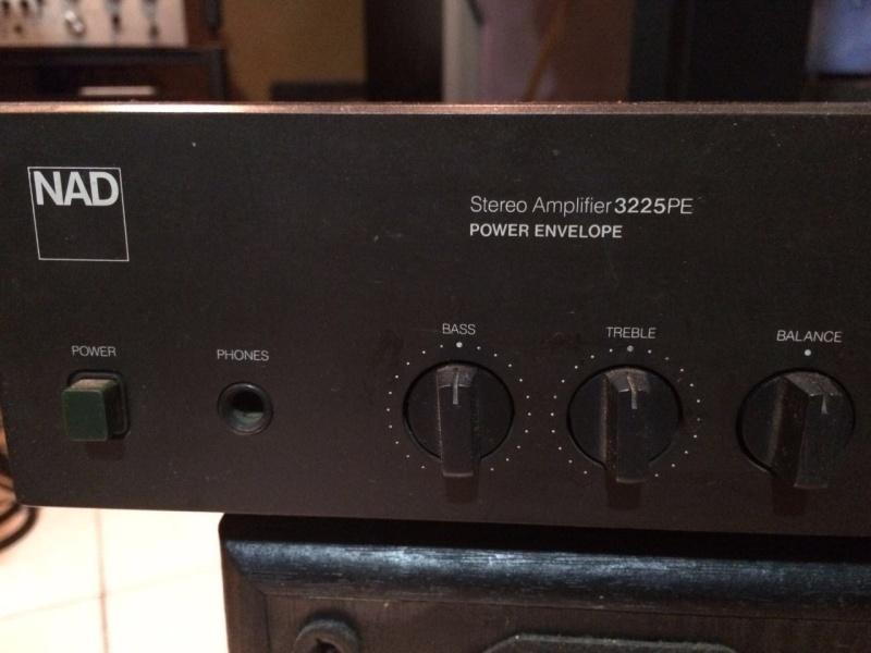 Used NAD 3225PE