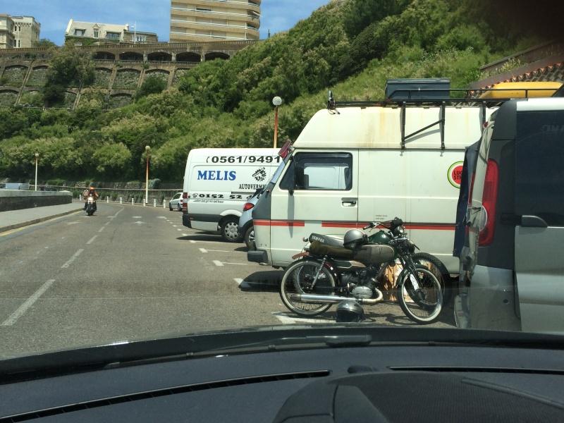 je suis allé faire un tour aux Wheels and Waves à Biarritz... Img_7310